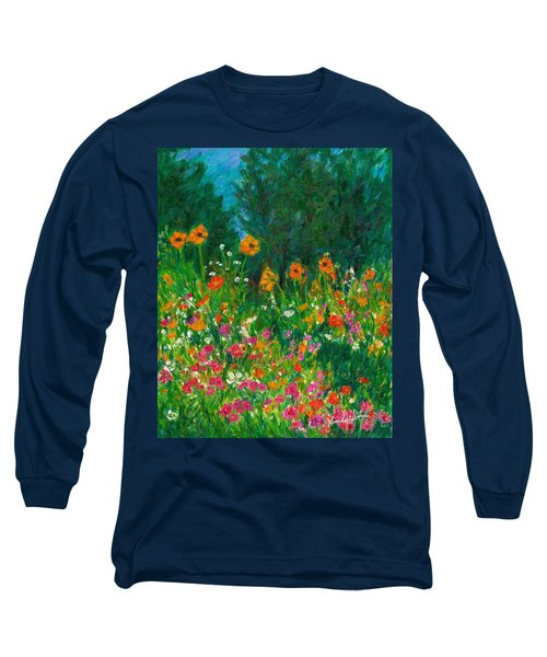 Wildflower Rush Long Sleeve T-Shirt