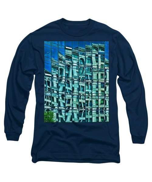Windows In Windows Long Sleeve T-Shirt