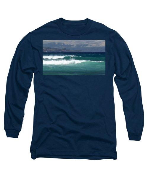 Windswept Ho'okipa Long Sleeve T-Shirt