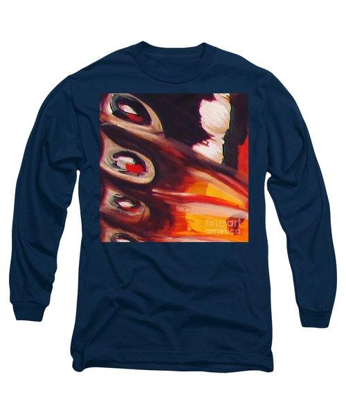 Wing Eyes Long Sleeve T-Shirt