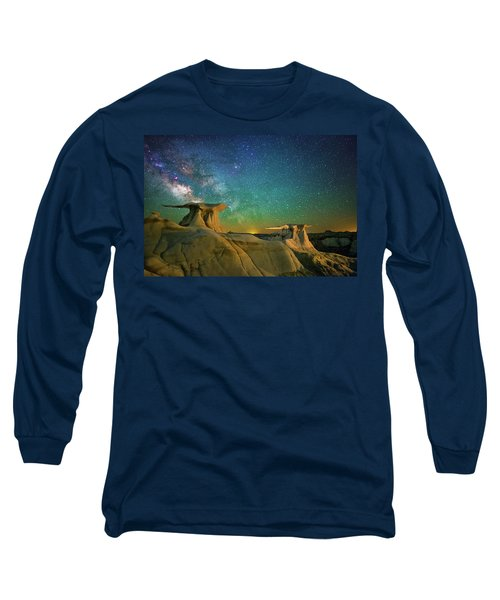 Winged Guardians Long Sleeve T-Shirt