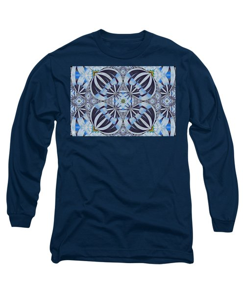Winter Carnivale Long Sleeve T-Shirt by Jim Pavelle