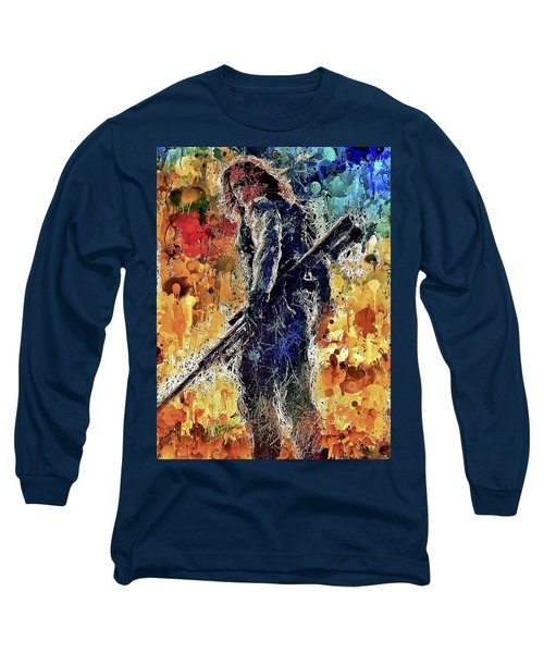 Winter Soldier Long Sleeve T-Shirt