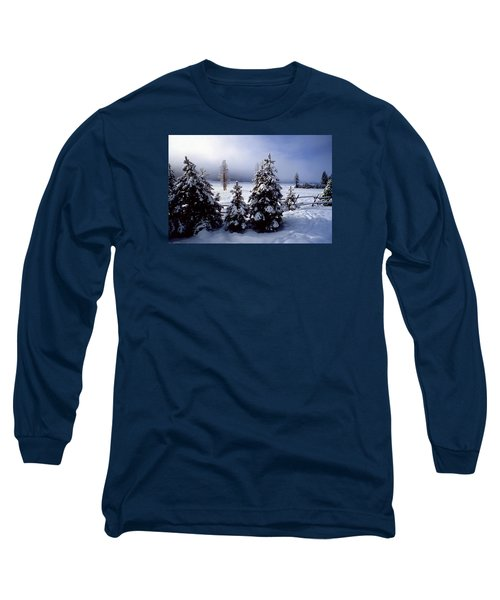 Winter Takes All Long Sleeve T-Shirt