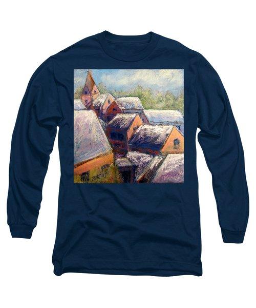 Winter Village Long Sleeve T-Shirt