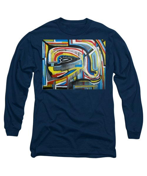 Wired Dreams  Long Sleeve T-Shirt