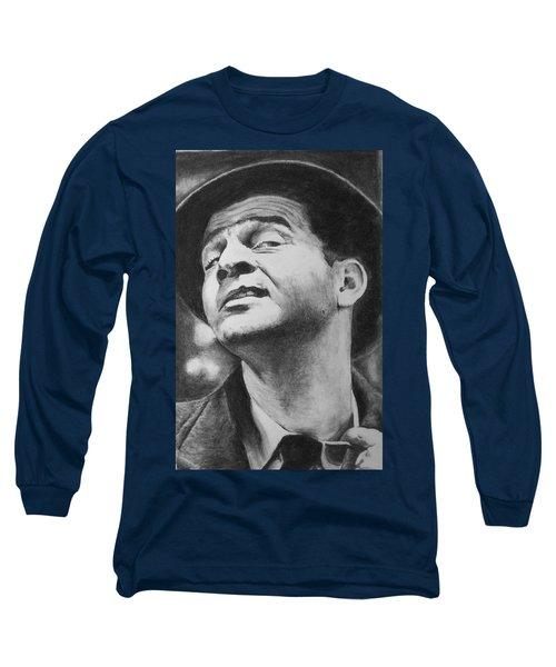 Wise Guy Long Sleeve T-Shirt by Rachel Hames