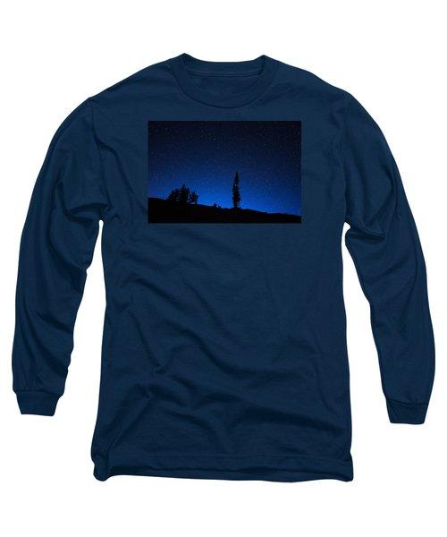Wonder In Wyoming Long Sleeve T-Shirt