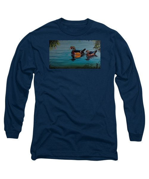 Woodies Long Sleeve T-Shirt