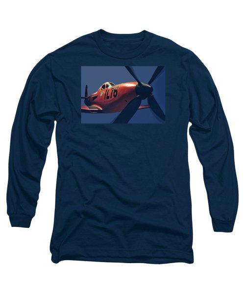 Wwii Warbird Long Sleeve T-Shirt