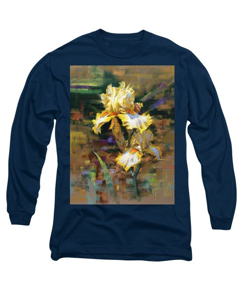 Yellow Iris II Long Sleeve T-Shirt