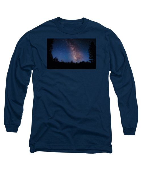 Yellowstone Stars Long Sleeve T-Shirt