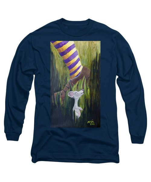 Yikes Mouse Long Sleeve T-Shirt
