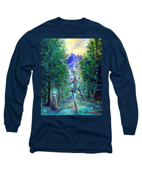 Yoga Tree Long Sleeve T-Shirt