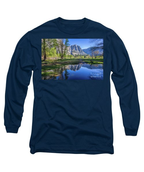 Yosemite Falls Long Sleeve T-Shirt