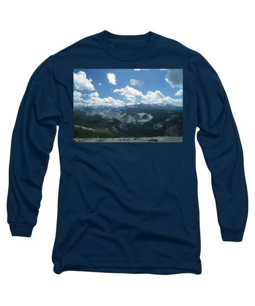 Yosemite Panoramic Long Sleeve T-Shirt
