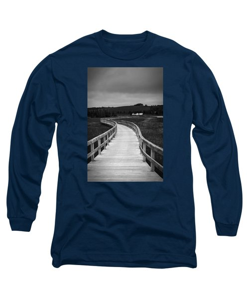 You Always Bring Me Back Home Long Sleeve T-Shirt