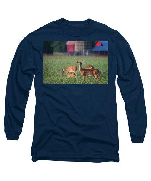 You Lookin' At Me? Long Sleeve T-Shirt