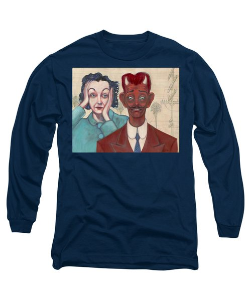 Zasu And Him... Long Sleeve T-Shirt