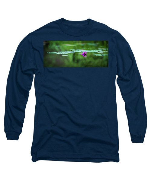 Zen Blossom Long Sleeve T-Shirt
