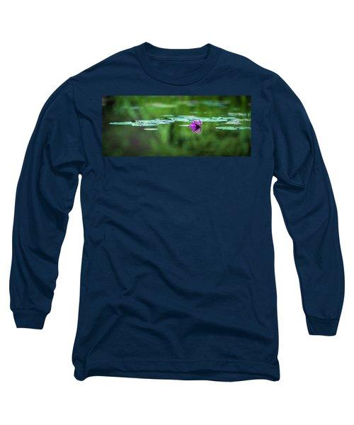 Zen Blossom Long Sleeve T-Shirt