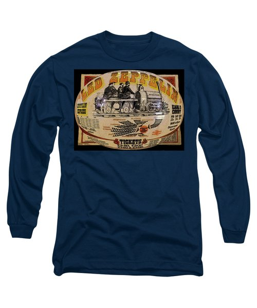 Zeppelin Express Work B Long Sleeve T-Shirt