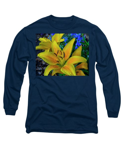 Asiatic Lily Long Sleeve T-Shirt