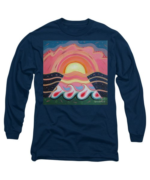 Creating Unity Long Sleeve T-Shirt