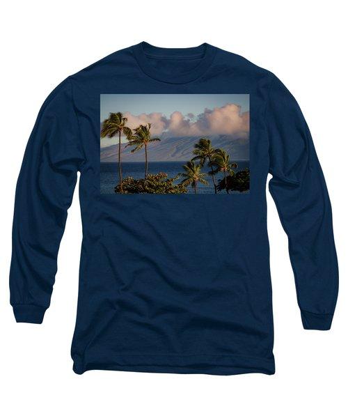 Maui Palms Long Sleeve T-Shirt