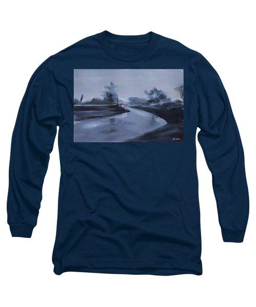 Rainy Day New Long Sleeve T-Shirt