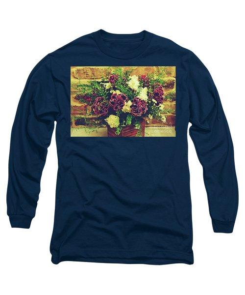 2019 Holy Week Flowers 4      Long Sleeve T-Shirt