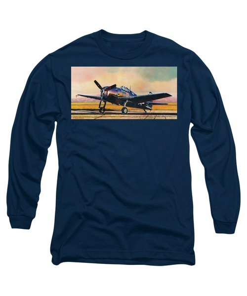 Airshow Hellcat Long Sleeve T-Shirt
