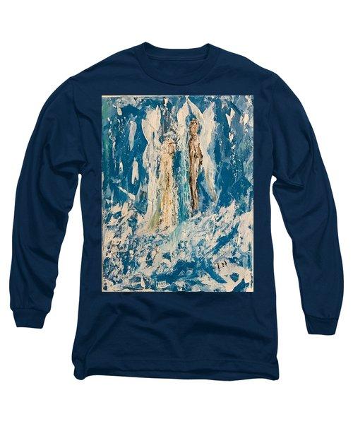 Angelic Angels Long Sleeve T-Shirt