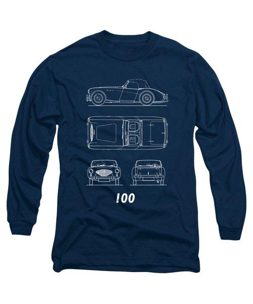 The Austin-healey 100 Long Sleeve T-Shirt