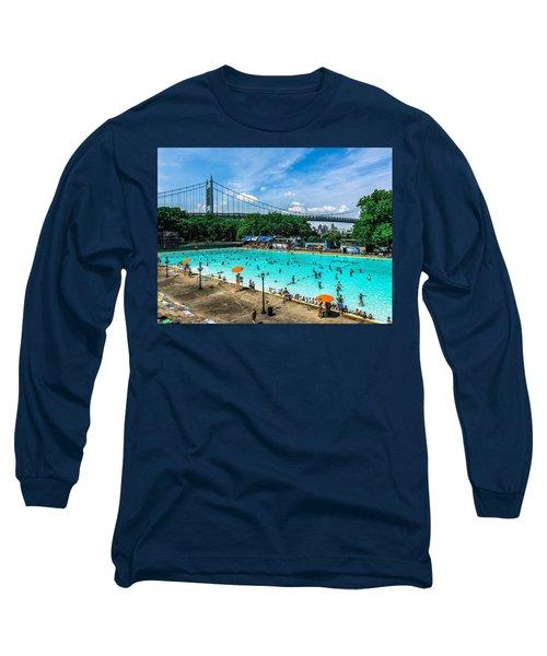 Astoria Pool Long Sleeve T-Shirt