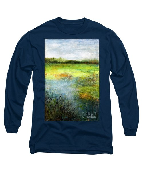 August Of Another Summer Long Sleeve T-Shirt
