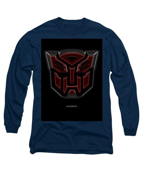 Autobots Long Sleeve T-Shirt