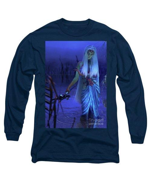 Azure Long Sleeve T-Shirt