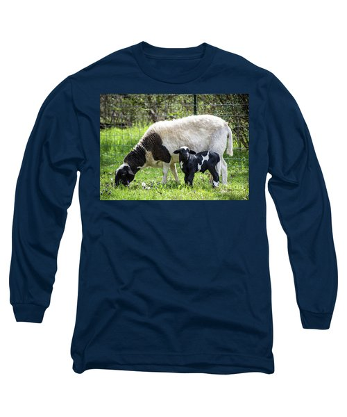 Baba And Pepe Long Sleeve T-Shirt