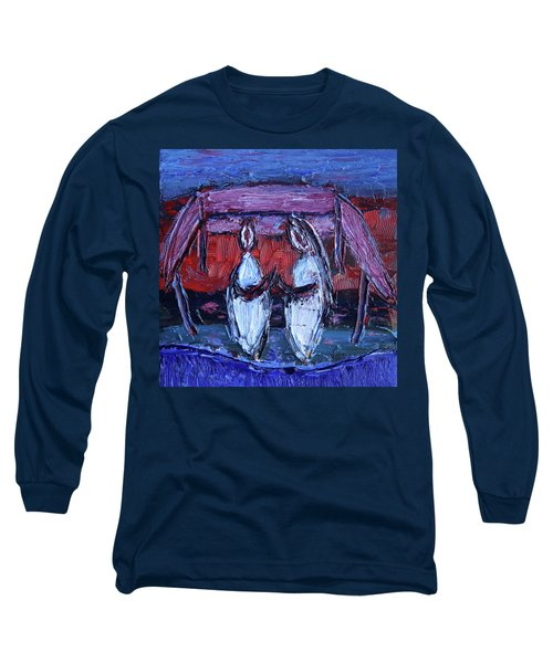 Beginning Of Journey Together Long Sleeve T-Shirt