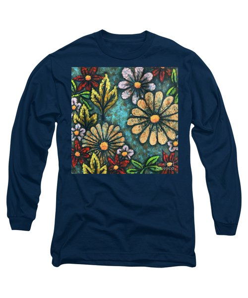 Blue Mood 1 Long Sleeve T-Shirt