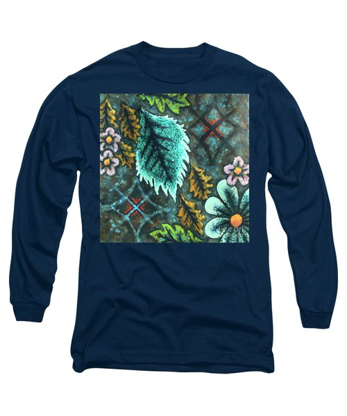 Blue Mood 3 Long Sleeve T-Shirt