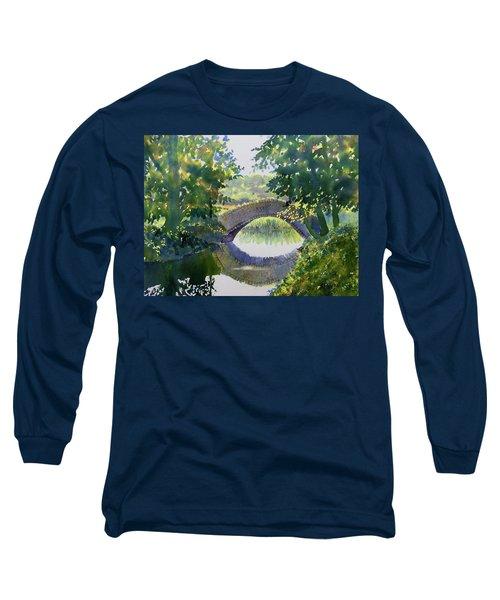 Bridge Over Gypsy Race Long Sleeve T-Shirt