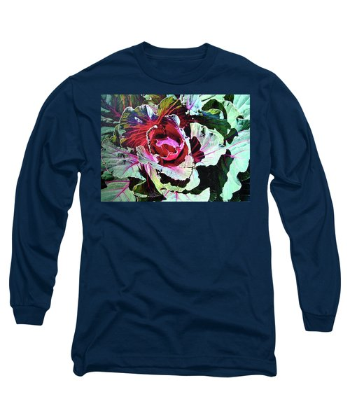 Cabbage Long Sleeve T-Shirt