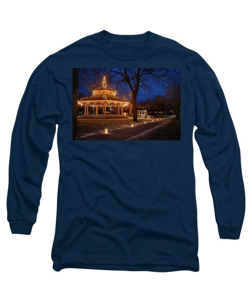 Christmas Eve In Dexter Long Sleeve T-Shirt