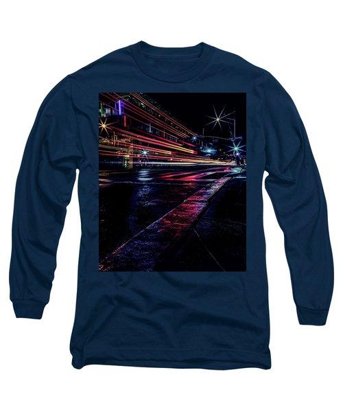 City Streaks Long Sleeve T-Shirt