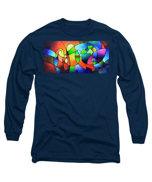 Clarity Of Focus Long Sleeve T-Shirt
