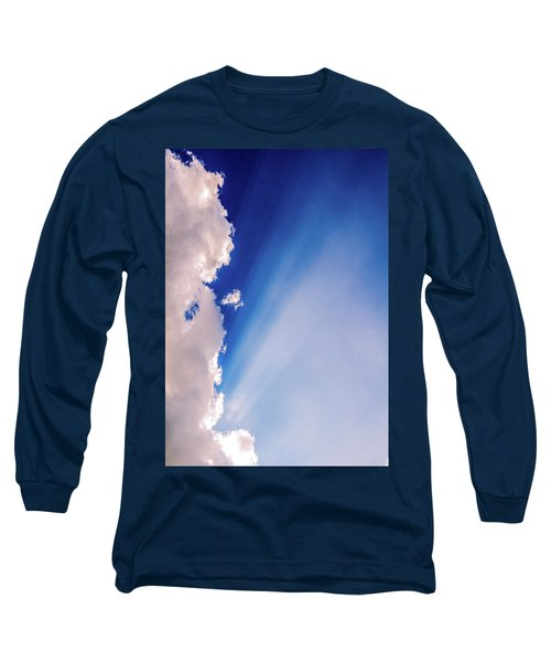 Colours.blue Long Sleeve T-Shirt