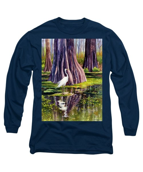 Down In The Swamplands Long Sleeve T-Shirt