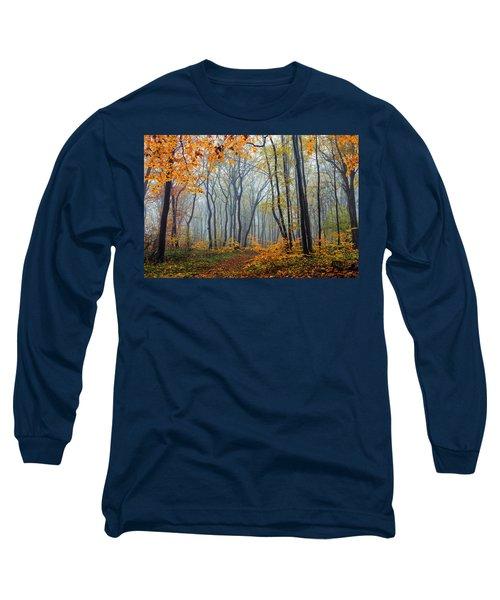 Dream Forest Long Sleeve T-Shirt